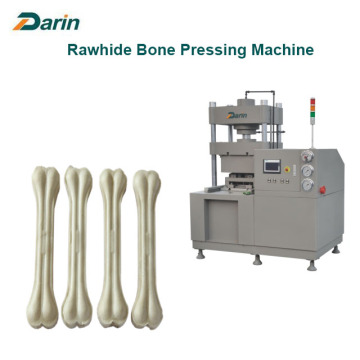 Rawhide Dog Treats and Bones Pressing Machine