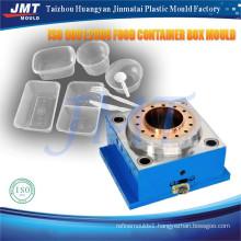 International standard design plastic food container mould