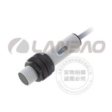 Sensor fotoeléctrico de reflexión difusa de plástico (PR12S-BC15D DC3 / 4)