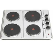 Cooktop elétrico de 60 centímetros com 4 placas quentes