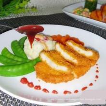 Comida Halal Vego Brand 340 G Ketchup de tomate en botella de plástico