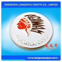 Moneda de metal de alta calidad de diseño de moda a precio barato