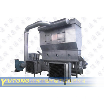 Fluidizing Dryer for Corn Embryo