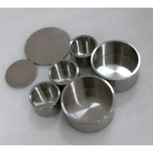 Sintering Polished Surface Molybdenum Crucible Price
