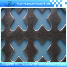 Различные формы перфорированной проволочной сетки