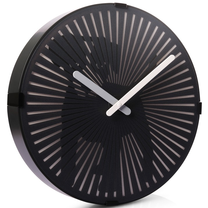Motion Dog Wall Clock