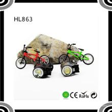 Fornecedor de Garantia de Comércio Poppas Yzl863 Poder Multi Função Xml T6 500lumen Alta Qualidade Rechargeable Bike Light