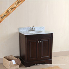Solid Wood Bathroom Cabinet with Competitive Price