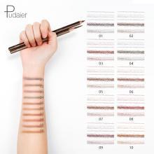 Pudaier Waterproof Eyebrow Pencil Black Brown Natural Eyebrow Tint Makeup
