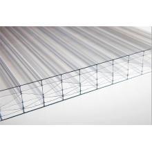 Feuille de polycarbonate feuille multi-paroi feuille 7-X