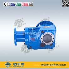 K Series Helical Bevel Reducer for Tray Conveyor