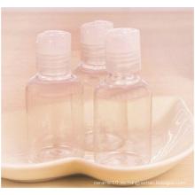 Botella cosmética portable del recorrido 50 Ml, botella de ducha fluida de la peluquería