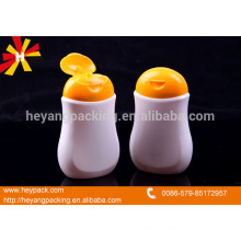 200ml plastic HDPE types of packaging for shampoo