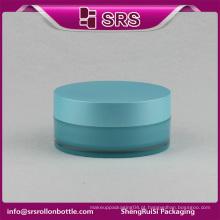 SRS amostra livre cosméticos 120ml pêlos de produtos plásticos do cabelo