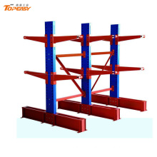 Powder coated racking system long arm cantilever rack supplier