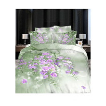 Bom preço Home Textile 100% Algodão 3D Bedding Set a partir de China Fabricante
