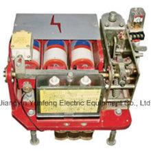 Переключатель вакуумной подачи для шахт взрывозащищенный-Dw80-400A