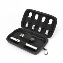 Leather Large capacity DIY vape tool kit vape case, carrying protective vape Case Bag