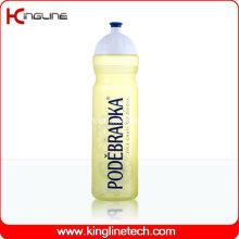 Garrafa de água de plástico, garrafa de esportes plástica, garrafa de água de esportes 900ml (KL-6910)