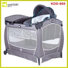US Standard Foldable Baby Playpen para a América do Norte