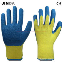 Ls015 Latex Coated Contruction Gloves