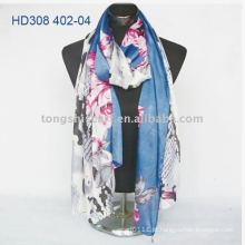 lenço oblongo do poliéster para a promoção do outono