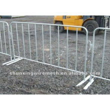 ISO 9001 Galvanized Steel Pipe Fence