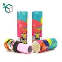 Leere Lippenstift Tube Benutzerdefinierte Kraft Lippenbalsam Tubes