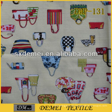 China Stoff Markt billig Großhandel dekorative Kissen Zelt Art Canvas Tasche