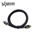 SIPU haute qualité 19pin soutien 4k 3d 2.0v hdmi cordons
