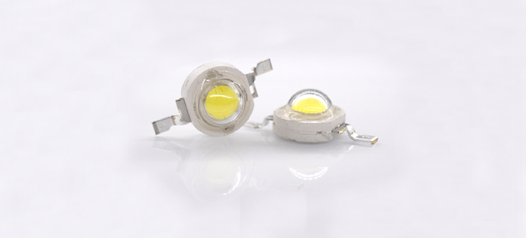 High Power White LED 6000K 3w
