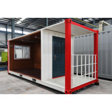 Easy Instal and High Quality Flatpack Container House