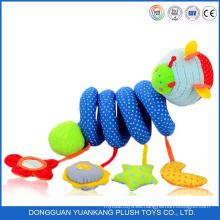 Cama de bebé que cuelga juguetes bonitos del bebé del juguete para los niños de los niños