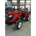 Red Four Wheel Drive 55HP Farm Tractors