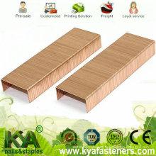 (3215 cobre) Cajas de cartón neumáticas Cerrar para el embalaje