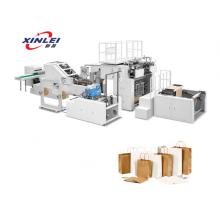 Maschine zur Herstellung von Lebensmittelpapiertüten
