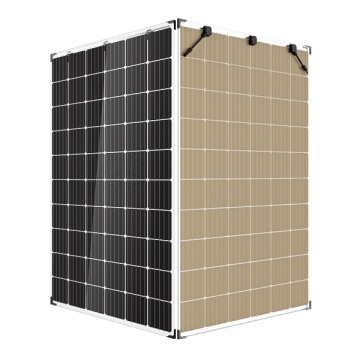 Panel solar mono de vidrio doble