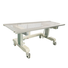 Newheek medical examination bed Six-way floating x ray table for Auxiliary X-ray machine examination