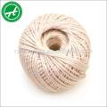 Corde de coton de corde de coton torsadée de 3 brins pour la vente en gros