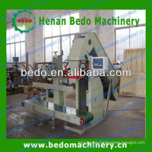 charcoal briquette packing machine/cubic shape coal packing machine