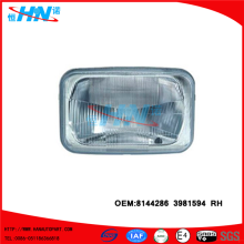 Head Lamp 8144286 3981594 Quality Spare Parts