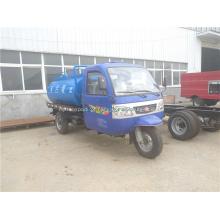 Mini caminhão de sucção de três rodas para venda