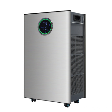 anion and humidifier cleaner 806 7 stages 2020 stay fresh hepa filter wifi uvc solar air purifier with uv sterile