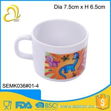 schöne Druck Drinkware Runde Trinkwasser Teetasse