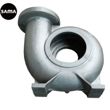 Grey, Ductile Iron Pump Body Sand Casting