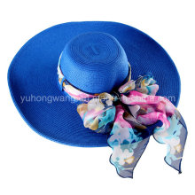 El nuevo sombrero de paja del diseño, verano se divierte la gorra de béisbol