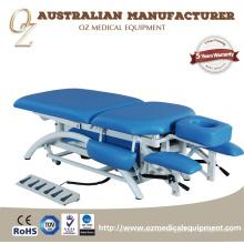 Dauerhafte medizinische Untersuchungs-Tabellen-elektrische Physiotherapie-Bett-Hersteller-Behandlungs-Tabellen-Fabrik-Preis