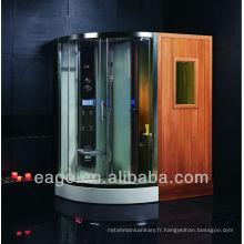 Douche à vapeur et sauna combinés EAGO (DS202F3)