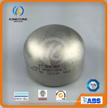 Stainless Steel Fitting Pipe Fitting Cap to ASME B16.9 (KT0158)