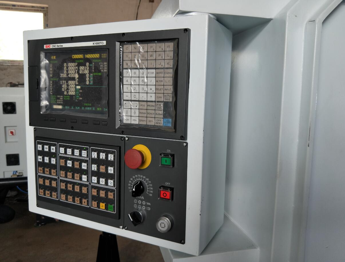 lathe machine for metal
